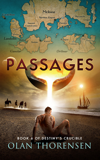Passages - Destiny's Crucible Book #6