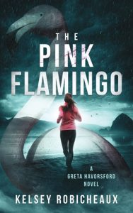 The Pink Flamingo by Olan Thorensen