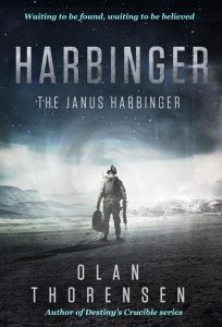 Harbinger by Olan Thorensen
